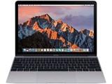 MacBook 1100/12 MLH72J/A [スペースグレイ] 製品画像