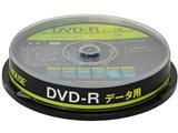 GH-DVDRDA10 [DVD-R 16倍速 10枚組] 製品画像