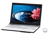 LAVIE Note Standard NS750/EAW PC-NS750EAW [クリスタルホワイト] 製品画像
