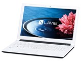 LAVIE Note Standard NS100/E2W PC-NS100E2W 製品画像