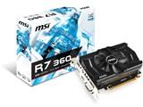R7 360 2GD5 OCV1 [PCIExp 2GB]