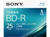 5BNR1VJPS4 [BD-R 4倍速 5枚組] 製品画像