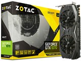 ZOTAC GeForce GTX 1070 AMP Edition ZT-P10700C-10P [PCIExp 8GB] 製品画像