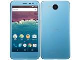 507SH Android One ワイモバイル [スモーキーブルー] 製品画像