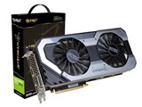 NE51070S15P2-1041J (GeForce GTX1070 8GB Super JetStream) [PCIExp 8GB] ドスパラWeb限定モデル 製品画像