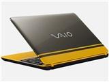 VAIO C15 VJC15190411Y [イエロー/ブラック]