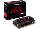 PowerColor Red Devil Radeon RX 470 4GB GDDR5 AXRX 470 4GBD5-3DH/OC [PCIExp 4GB] 製品画像