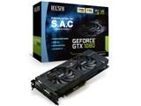 ELSA GeForce GTX 1080 8GB S.A.C GD1080-8GERXS [PCIExp 8GB]