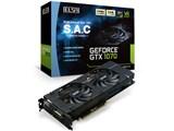 ELSA GeForce GTX 1070 8GB S.A.C GD1070-8GERXS [PCIExp 8GB]