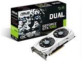 DUAL-GTX1060-O6G [PCIExp 6GB]