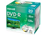 DRD120WPE.20S [DVD-R 16倍速 20枚組]
