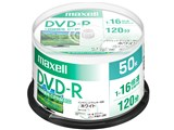 DRD120PWE.50SP [DVD-R 16倍速 50枚組]