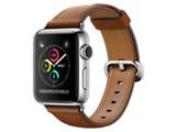Apple Watch Series 2 38mm MNTF2J/A [サドルブラウンクラシックバックル] 製品画像