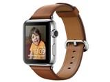 Apple Watch Series 2 42mm MNU12J/A [サドルブラウンクラシックバックル] 製品画像