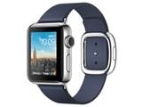 Apple Watch Series 2 38mm Mサイズ MNTH2J/A [ミッドナイトブルーモダンバックル] 製品画像