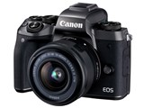 EOS M5 EF-M15-45 IS STM レンズキット 製品画像