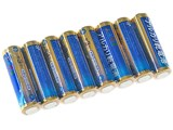 アルカリ乾電池 単3形 8本組 DN-66170 製品画像