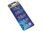 アルカリボタン電池 LR44 10個パック DN-12782 製品画像