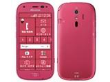 らくらくスマートフォン4 F-04J docomo [ピンク] 製品画像