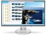 FlexScan EV2451-WT [23.8インチ ホワイト] 製品画像