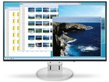 FlexScan EV2451-RWT [23.8インチ ホワイト] 製品画像