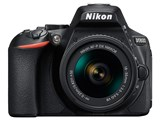 D5600 18-55 VR レンズキット 製品画像