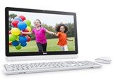 Inspiron 22 3000 価格.com限定 スタンダード・タッチパネル Core i3 7100U搭載・ブルーレイドライブモデル 製品画像