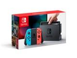 Nintendo Switch [ネオンブルー/ネオンレッド] 製品画像
