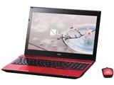 LAVIE Note Standard NS350/GAR PC-NS350GAR [クリスタルレッド] 製品画像