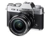 FUJIFILM X-T20 レンズキット [シルバー] 製品画像