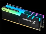 F4-2400C15D-16GTZR [DDR4 PC4-19200 8GB 2枚組] 製品画像