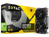 ZOTAC GeForce GTX 1080 Mini ZT-P10800H-10P [PCIExp 8GB] 製品画像