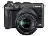 EOS M6 EF-M18-150 IS STM レンズキット [ブラック] 製品画像