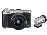 EOS M6 EF-M15-45 IS STM レンズEVFキット 製品画像