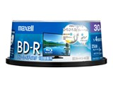BRV25WPE.30SP [BD-R 4倍速 30枚組] 製品画像