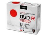 TYDR12JCP10SC [DVD-R 16倍速 10枚組] 製品画像