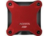 Durable SD600 ASD600-256GU31-CRD [レッド・ブラック]