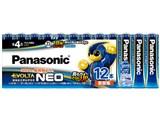エボルタNEO アルカリ乾電池 単4形 12本パック LR03NJ/12SW 製品画像