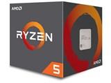 Ryzen 5 1600 BOX 製品画像