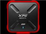 XPG SD700X ASD700X-256GU3-CRD [レッド]