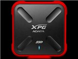 XPG SD700X ASD700X-512GU3-CRD [レッド]