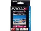 72S PRO1D plus プロテクター(W) BK [黒] 製品画像