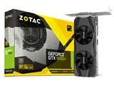 ZOTAC GeForce GTX 1050 Ti Low Profile ZT-P10510E-10L [PCIExp 4GB]