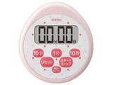 時計付防水タイマー T-565PK [ピンク] 製品画像