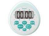 時計付防水タイマー T-565GN [グリーン] 製品画像