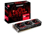 PowerColor Red Devil Radeon RX 570 4GB GDDR5 AXRX 570 4GBD5-3DH/OC [PCIExp 4GB] 製品画像