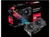 ROG-STRIX-RX570-O4G-GAMING [PCIExp 4GB] 製品画像