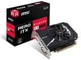 Radeon RX 550 AERO ITX 2G OC [PCIExp 2GB] 製品画像