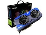 NEB108TH15LC-1020G (GeForce GTX 1080 Ti 11GB GameRock Premium) [PCIExp 11GB] ドスパラWeb限定モデル 製品画像