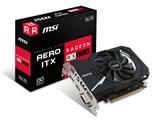 Radeon RX 550 AERO ITX 4G OC [PCIExp 4GB]